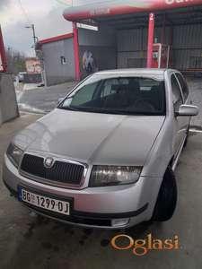 Škoda Fabia-karavan 1.9 SDI