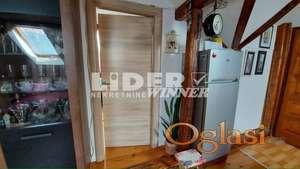 Komforan stan u potkrovlju na fenomenalnoj lokaciji ID#107085