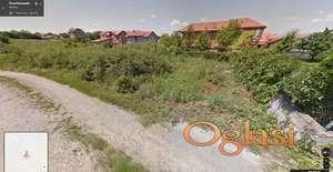 Plac- Formirane Građeviske parcele- Rupcine-Savska terasa