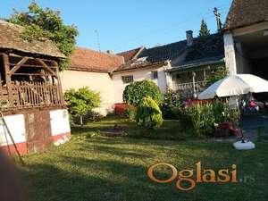 Porodična kuća na velikom placu u Čereviću, Kralja Petra I