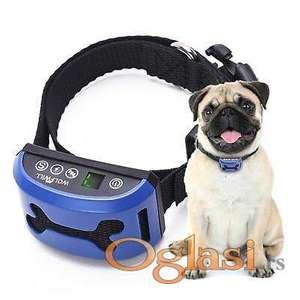 Ogrlica za pse protiv lajanja Vodootporna