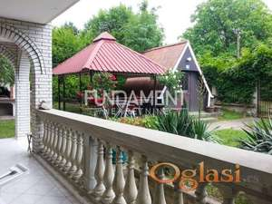 LIPOVICA - LIPOVAČKI PUT, kuća 240m2 + 9ari, PR+I ID#1099
