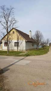 Prodajem kuću cca 110 m2 u Ratkovu na placu od 4486 m2