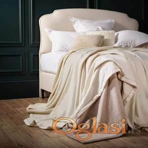 NOVO Luksuzan pokrivač od merino vune