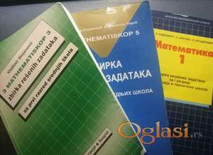 [Beograd] Časovi matematike za osnovce i srednjoškolce