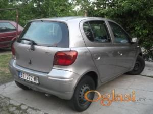 Beograd Toyota Yaris 2004
