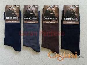 Čarape tanje jednobojne 100% Pamuk