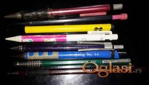 Stare tehničke olovke 8 komada