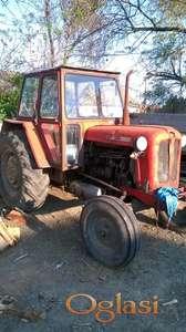 POVOLJNO !!! Prodajem Traktor IMT 558 + plug IMT 757 visoki klirens