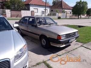 AUDI 80 1.6 BENZIN 1986.