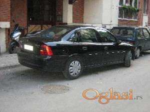 Novi Sad Vauxhall Vectra 2.0dti 2001