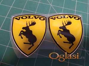Volvo znak stiker