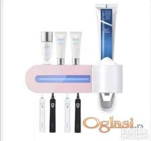 Sterilizator,dozer i držač četkica za zub
