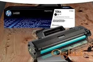 HP laser 106A, MPF135, MFP137 refill tonera