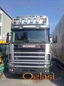Sombor Scania 164/580 2003