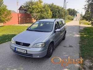 Opel Astra G 2001.  1,7DTI Isuzu reg 02.2022.