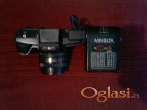 Fotoaparat Minolta