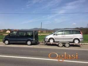 Prevoz vozila