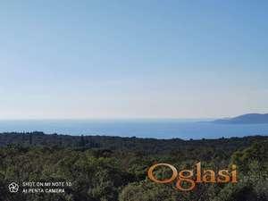 Prodaja placeva sa pogledom na more - Kotor-Bigovo-Žukovica