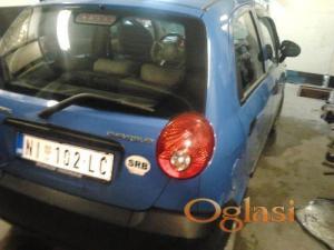 Niš Chevrolet Spark 2006