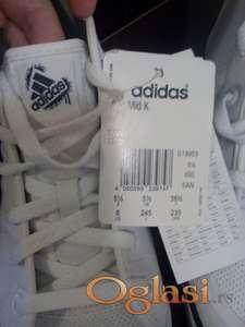 NOVE Adidas  Vulc Mid K patike, velicina 38,5 .
