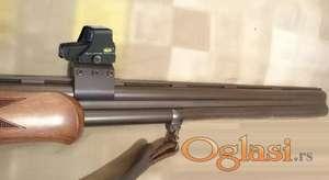 Nosač lampe ili red-dota 20 mm picatinny za lovačku pušku