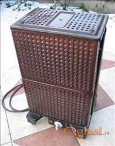 Električna peć od 2 kW