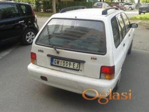 Kragujevac Kia Pride Wagon 2000