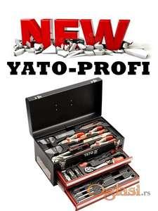Set alata u metalnom koferu Yato