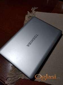 "Laptop TOSHIBA satellite l500-1eu 15,6"" HD nov HARD"