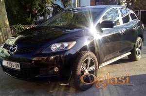 Extra  dobar SUV - Mazda CX7 sa MAX paketom opreme - SNIZENO