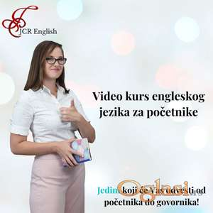 Video kurs engleskog jezika za početnike