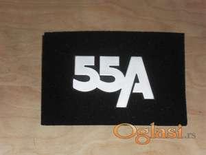 JUGO 55A Yugo Amerika Oznaka Zastava
