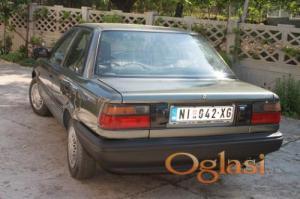 Niš Toyota Corolla XL 1991