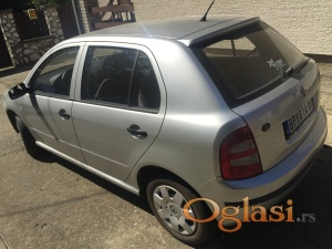 Bačka Palanka Škoda Fabia 1,2