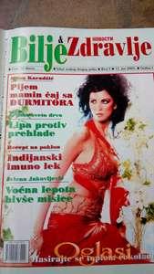 Продајем часописе о здрављу