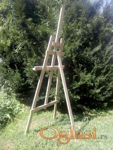 stafelaj - slikarski stalak - extra