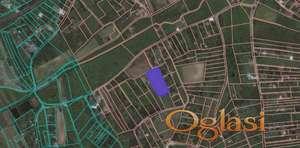 PRODAJA, PLAC 3339M2, ALIBEGOVAC, NOVI SAD