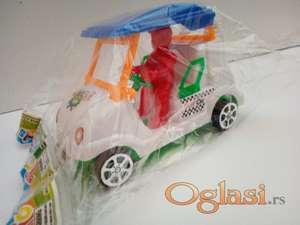 Golf car - autić