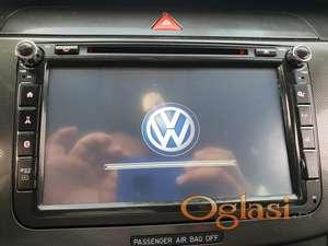 Multimedia 8 inca tipska za VW DvD Golf 5, 6, B6, B7