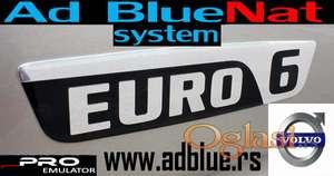 AdBlue Emulator Euro 6 VOLVO