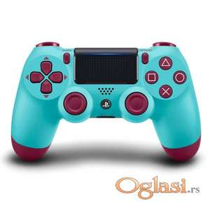 Dzojstik za PS4 bezicni PS4 Berry Blue