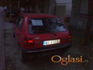 Novi Sad Ford Fiesta G/A 1991