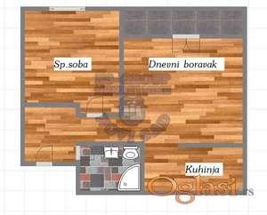 Premium kvalitet gradnje,dvosoban,N.Naselje!