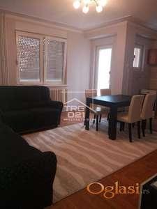 Prodaje se kompletno namešten dvoiposoban stan na Grbavici!
