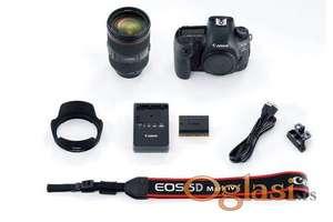 Canon EOS 5D Mark III s objektivom EF 24-105mm