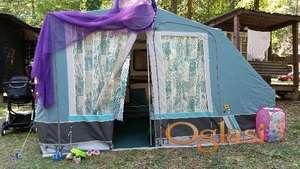 Kamp prikolica KIP MK-400