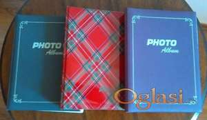 Tri photo albuma sa 30 listova