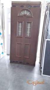Izrada i ugradnja PVC i ALU profili, prozori vrata i paneli
