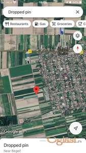 Prodajem zemlju u Begecub